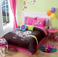 Designing a kids' bedroom and then decorating it aptly is both a time consuming and costly affair. Teenage Girl Bedrooms, Girls Bedroom, Bedroom Decor, Princess Bedrooms, Princess Room, Toddler Rooms, Toddler Bed, Daughters Room, Bedroom Paint Colors