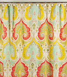 Echo Jaipur Shower Curtain | Dillard's Mobile
