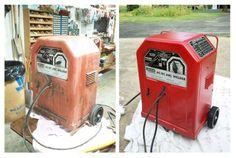 $40 Lincoln Welder Restoration - Honda Foreman Forums : Rubicon, Rincon, Rancher and Recon Forum