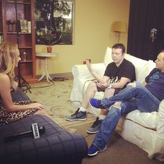 Interviewing The Crystal Method. Click to watch!