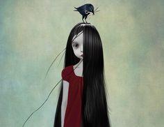 Rapunzel by Tanya Mayers