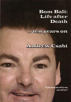 Bom Bali Andrew Csabi  RRP ($A) 38.00 P/B Publisher: D Books ISBN: 9780987359605
