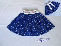 Tanja.L / detská folklórna krojová sukňa s opaskom Cheer Skirts, Fashion, Moda, Fashion Styles, Fashion Illustrations