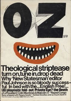 Return to Oz: the most controversial magazine of the 60s goes online