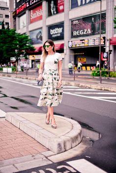 Meu look – Tokyo day 1! por Thássia Naves | Blog da Thássia em junho 10, 2014