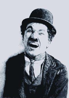 Charlie the real deal Chaplin