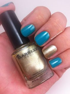 Seriously Swatched: Barielle Gold Digger