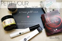 Rebecca Lately // My First Petit Vour Unboxing @petitvour