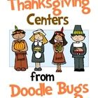 Thanksgiving is one of my most favorite times of the year. This Thanksgiving Unit is full of fun centers that can be used mostly for first grad...