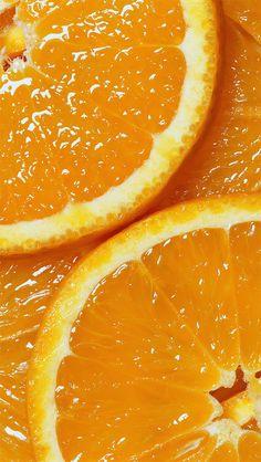 orange - so juicy! via southafricasmostfashionable Iphone 5 Wallpaper, Orange Wallpaper, Food Wallpaper, Wallpaper Backgrounds, Orange Aesthetic, Aesthetic Colors, Fruit Photography, Macro Photography, Foto Macro