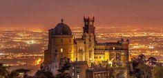 Palácio da Pena, Portugal www.portulogia.com #Portugal #portulogia #gourmet #shoponline