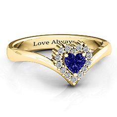 Peak of Love Ring #jewlr