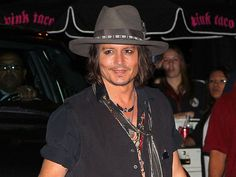 Johnny Depp  Aerosmith-Hosted After Party - Aerosmith, Los Angeles, West Hollywood,