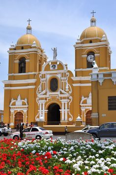 Cathedral of Trujillo, Peru Visiting motherland again. Yaaaass!! Summer 2017 -lp