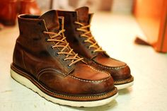 """Red Wing Moc 6"""" style 1907"""