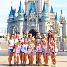 d6aebf92492 12 TIPS ON PLANNING A GIRL S TRIP TO DISNEY WORLD · Princess Bachelorette  PartyDisneyland ...
