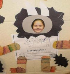 October | Miss Raquel Sterczek's First Grade Classroom Website; Where the Wild Things Are
