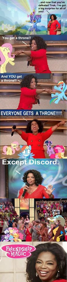 Princess Oprah                                                                                                                                                                                 More