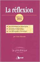 Les Livres de Philosophie: Yvan Elissalde : La réflexion