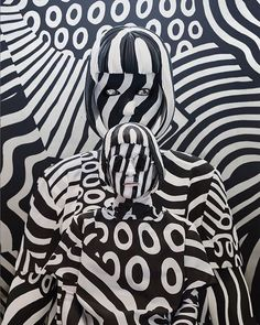 """""""Narcissism : Dazzle room"""" Shigeki Matsuyama mixed-media / 2016 This installation is one of a series of dazzle camouflage themed works the artist has…"""