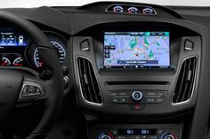 New Review 2015 Ford Focus ST Specs Interior View Model