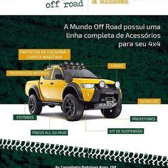 O Centro Automotivo Mundo Off Road é especialista em acessórios e preparações para seu off road! Esperamos você: Av Conselheiro Rodrigues Alves, 288 - Macuco - Santos (13) 3349-3424 #mundooffroad #offroad #4x4 #pneumud #pneuall #guinchos #estribos #santos #santoscity #cute #road #landrover #landlovers #jeep #pickup #mkt #carros #instagram #instagood