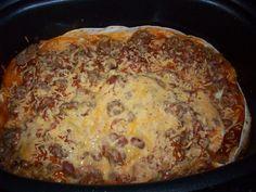 Enchiladas in the Ninja on MyRecipeMagic.com but made with chicken!  Yum!