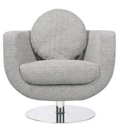 Simone lounge chair from Nuevo