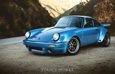 Get inspired by 60 of the coolest Porsche restomods and outlaws. We applaud every RSR clone, hot-rod RAUH-Welt Begriff creation and personalized Porsche. Porsche 911 Turbo, Porsche Cars, Custom Porsche, Rauh Welt, Bmw Classic Cars, Ferdinand Porsche, Vintage Porsche, Twin Turbo, Car Pictures