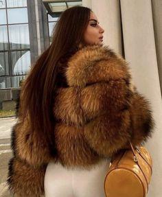 Fur Jackets, Fur Fashion, Furs, Worship, Fur Coat, Sexy Women, Passion, Dreams, Long Hair Styles