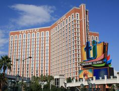 Las Vegas Treasure Island Hotel and Casino recently spent 65 million dollars redesigning all 2,900 guest rooms and suites, earning the prestigious honor of the AAA Four-Diamond Award. Description from las-vegas-hotels.mobi. I searched for this on bing.com/images