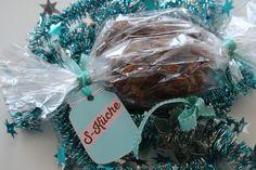 Geschenk 1. Advent * Simone von s-küche an Nicole von pillys cake pops * Zatar-Gewürznüsse