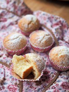 kuohkeat muffinssit