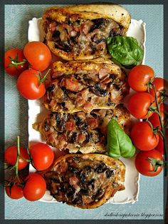 Mozzarella, Meat, Chicken, Recipes, Food, Recipies, Essen, Meals, Ripped Recipes
