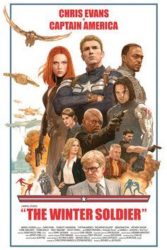 Captain america- The winter soldier