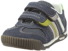 Geox B.Olimpo Blue/Lime: Size 22 Geox. $62.00