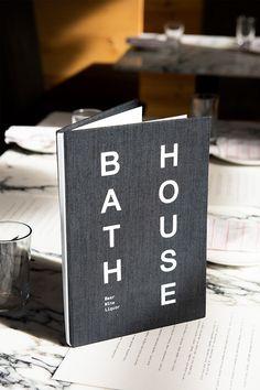 BATHHOUSE on Behance