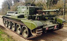 "Cruiser Tank Mark VII ""Cromwell ""VI in running condition"