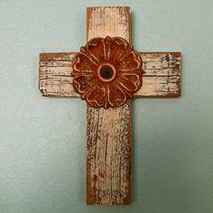 Handmade cross... Luv luv luv!