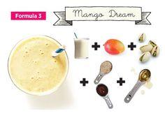 Mango Dream Smoothie - Super-Juicy Smoothies | Fresh Juice: February/March 2014
