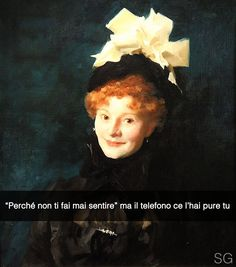 "John Singer Sargent . ""Ritratto di Madame Paul Escudier """