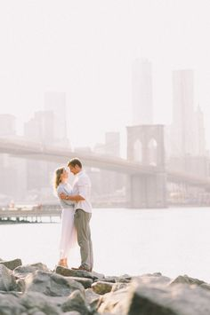 8 Charming Engagement Session Spots in New York City