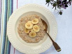 Low FODMAP Cardamom Scented Porridge