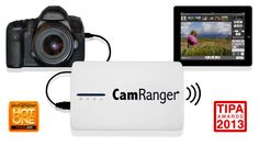 CamRanger Wireless Tethered Photography iPad, Mac, Android & PC Special Promo