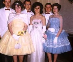 Relive prom with Somerville Arts Council Vintage Prom, Vintage Gowns, Vintage Outfits, 1960s Fashion, Vintage Fashion, Tulle Dress, Dress Up, 50s Dresses, Formal Dresses