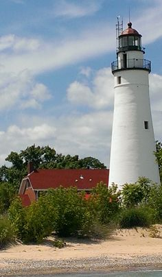 Oldest Lighthouse in Michigan