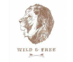 Wild & Free Print