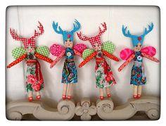 Little crazy fairys By lucy levenson designs
