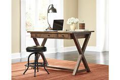 Ashley Minbreeze 48 inch Home Office Desk H588-11,    #AshleyFurniture,    #H58811,    #Furniture
