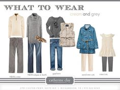 Catherine Clay Photography: What to Wear-fall
